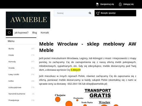 AW Meble Wrocław