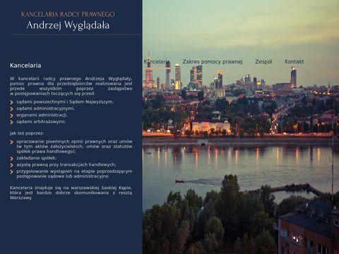 Aw-kancelaria.pl radca prawny Warszawa
