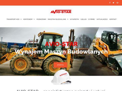 Avio Star wynajem HDS
