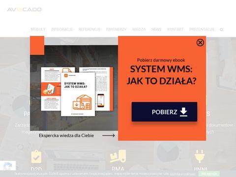 Avocadosoft.pl dla magazynu i wysyłek