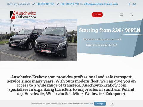 Auschwitz-krakow.com Katowice Airport Transfers