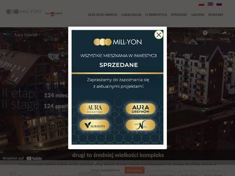 Auragdansk.pl Lokata w nieruchomości Gdańsk