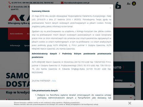 Auta krajowe - Auta poleasingowe z polskich salonów