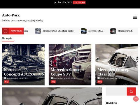Auto-park.com.pl - samochody zastępcze