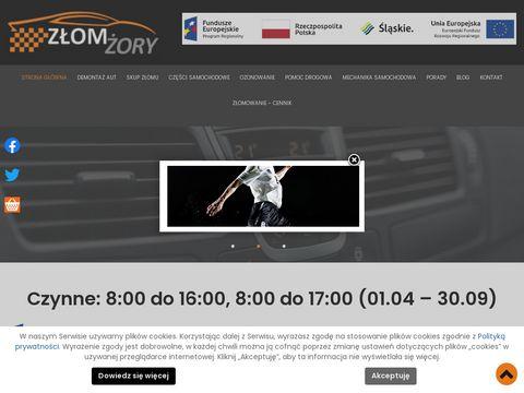 Autozlomzory.pl części śląsk