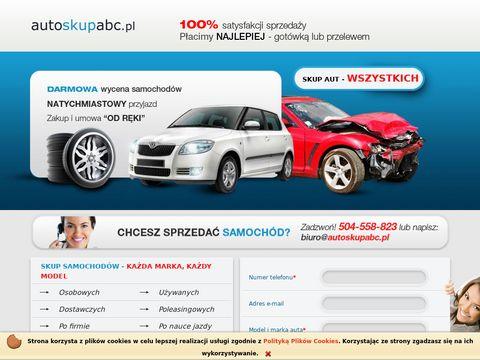 Auto Skup ABC Śląsk