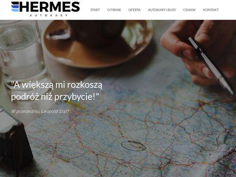 Autokaryhermes.pl przewozy Toruń