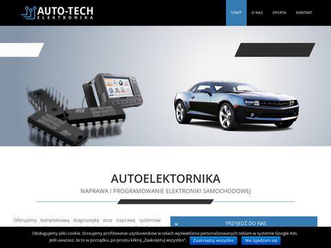 Auto-Tech chiptuning Rzeszów