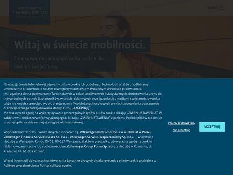 Autonowezawsze.pl - kredyt na samochód