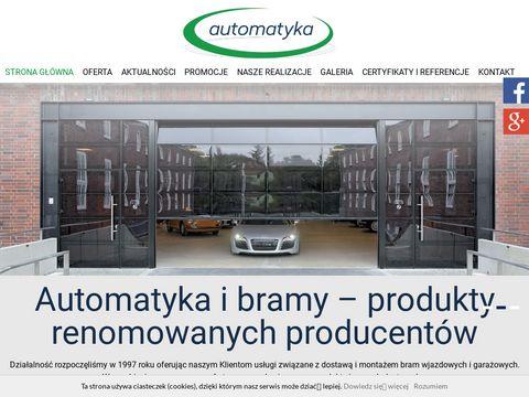 Automatyka s.c. - Bramy przemysłowe
