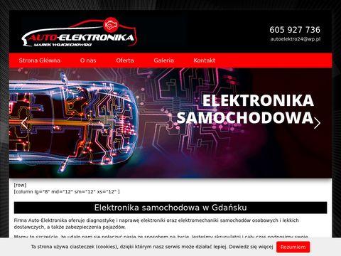 Auto-Elektronika Naprawa rozruszników