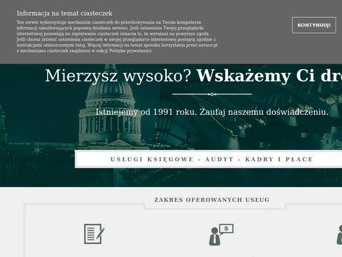 Audit.pl biuro rachunkowe Warszawa Ochota