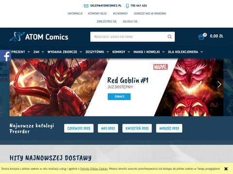 Atomcomics.pl komiks po angielsku