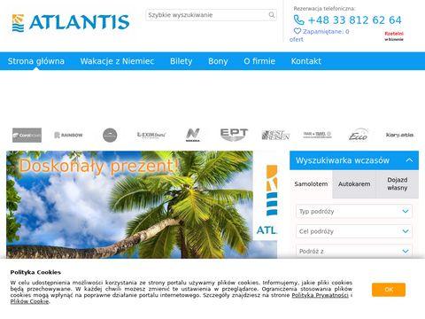 Atlantis Bielsko-Biała biuro podróży