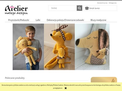 Ateliermalegodesignu.pl dekoracja pokoju dziecka