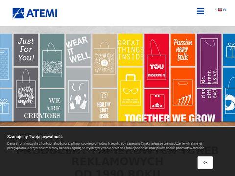 Atemi - torby reklamowe