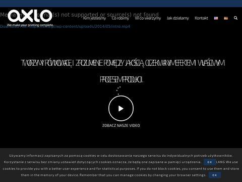 AXLO studio graficzne