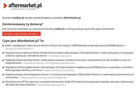 Axelbaz specjalistyczny transport ponadgabarytowy