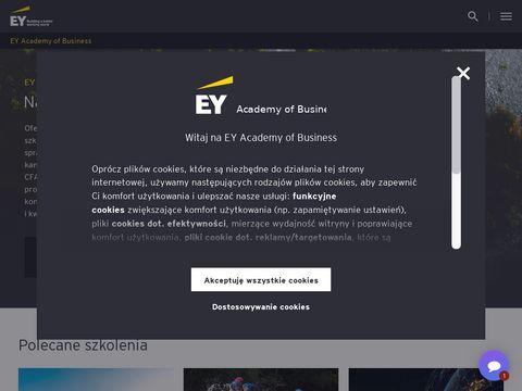 Szkolenia dla menedżerów - Ernst & Young