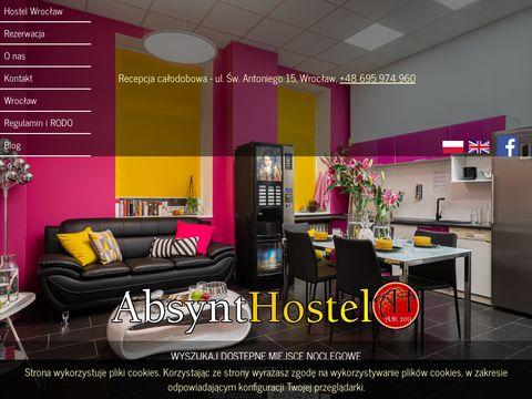 Absynthostel.pl Hostel Wrocław Centrum