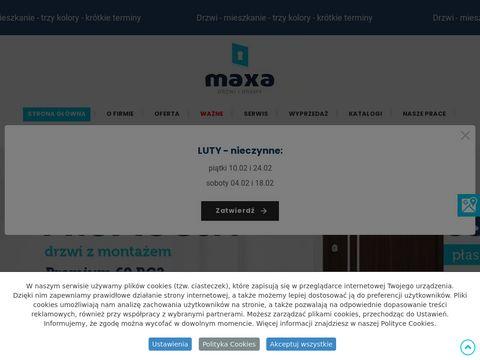 Abra Sp. z o.o. drzwi wejściowe Szczecin