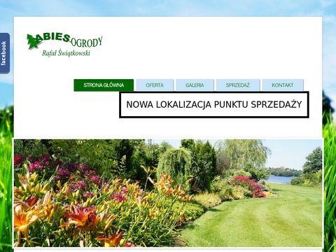 Abies Projektowanie ogrodów Olsztyn
