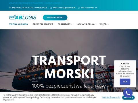 Ablogis.pl firma transportowa międzynarodowa