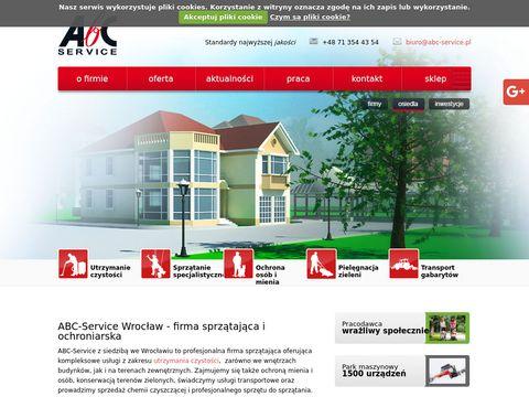 Abc-service.pl - ochrona i sprzątanie