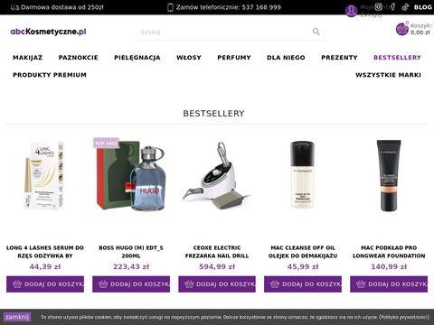 Abckosmetyczne.pl - portal kosmetyczny