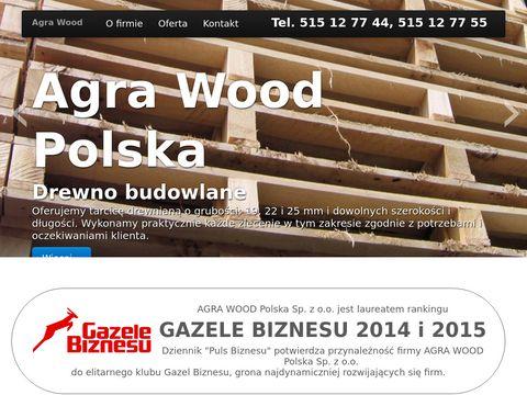 Palety drewniane - producent, naprawa, dostawa