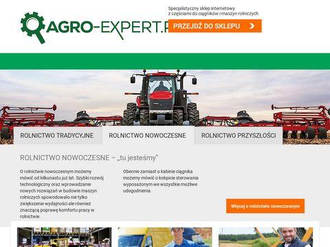 Agro-Expert części do przyczep rolniczych
