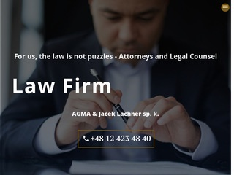 AgmA & Company doradztwo prawne Katowice
