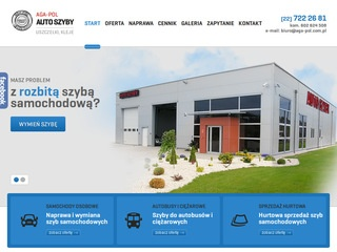 Aga-pol.com.pl naprawa szyb Warszawa