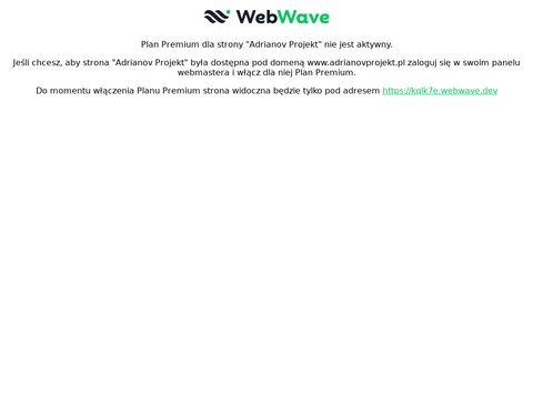 Adrianovprojekt.pl