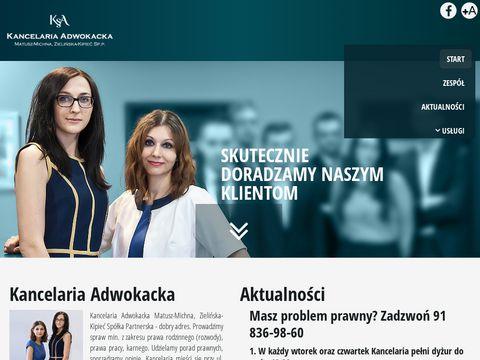 Adwokaci-stargard.pl porady prawne