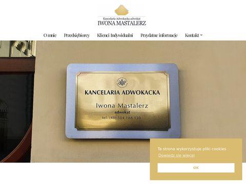 Adwokat-mastalerz.pl Nowy Sącz