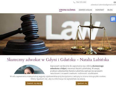 Adwokat-lubinska.pl podział majątku małżonków