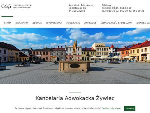 Adwokat-grzyb.pl Bielsko-biała