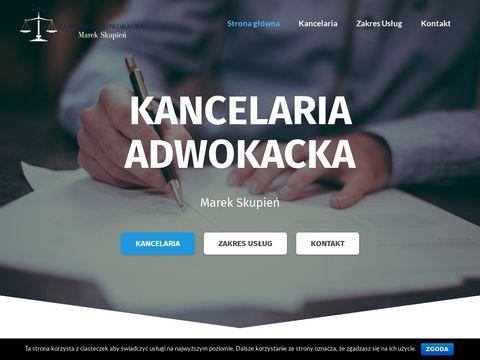 Skupień Marek sprawy rozwodowe Wodzisław Śląski
