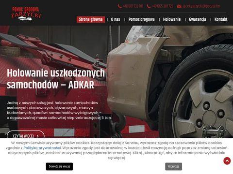 Adkar Zarzycki s.c. autopomoc Gorzów
