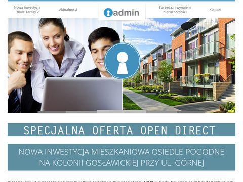 Admin-opole.pl - Wynajem Sali szkoleniowej Opole