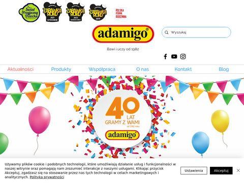 Adamigo.pl gry dla przedszkolaków