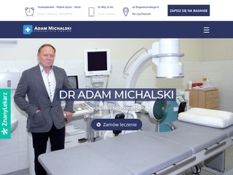 Adammichalski.pl urolog