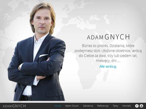 Adamgnych.pl - sprzedaż