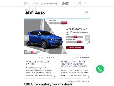 ADF Auto dealer Fiat Wrocław