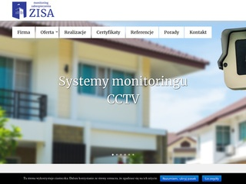 Ad-system.com.pl systemy zabezpieczeń monitoringu