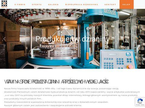 Akpol-tex.pl producent dzianin