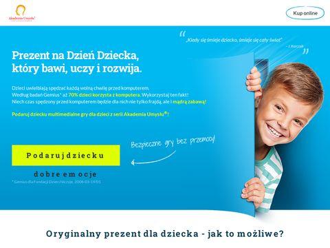 Akademia-umyslu.com.pl Edukacyjne prezenty