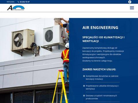 Air Engineering klimatyzacja Samsung