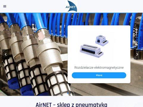 AirNET zawory pneumatyczne